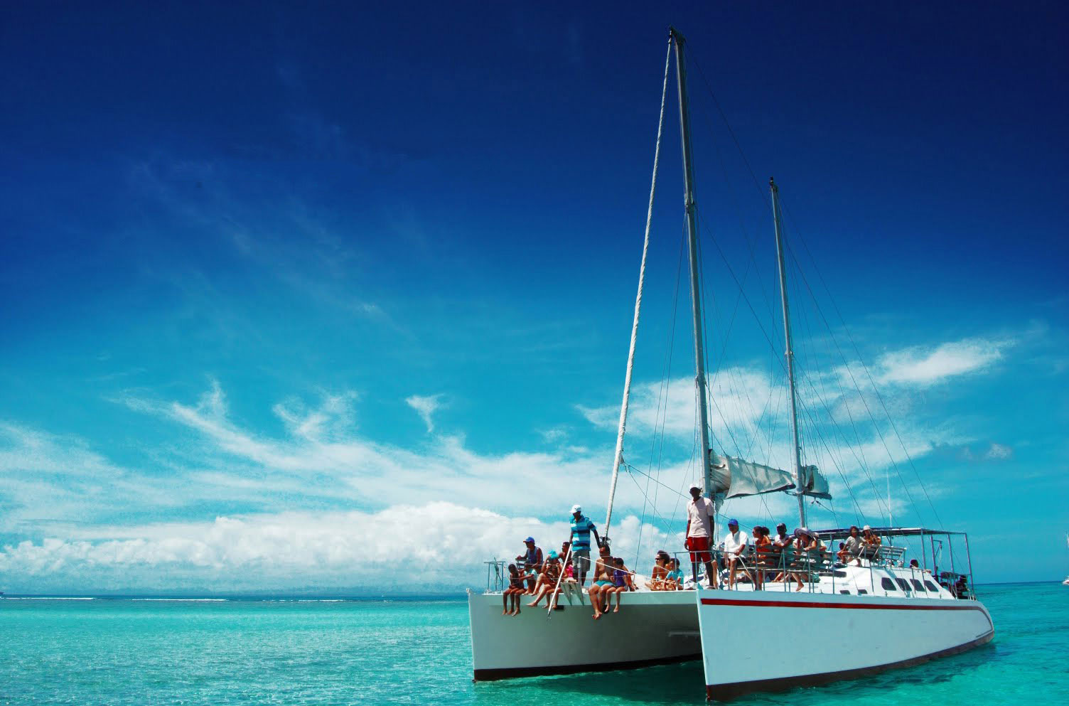 Catamaran-Cruise