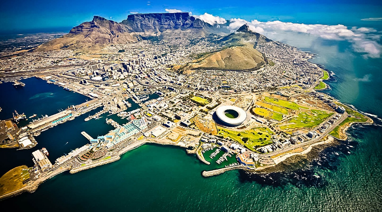 south africa landscape capetown travelicon