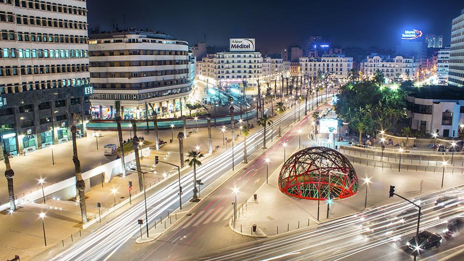 Casablanca city tour travelicon - Casablanca design bilder ...