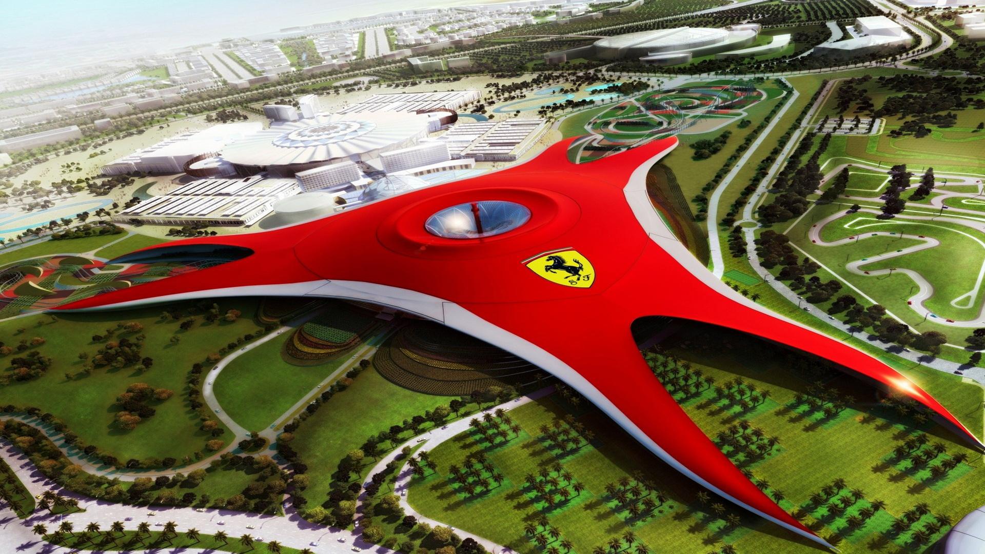 Ferrari World - Travelicon